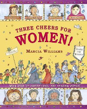Readplus popular british author and illustrator marcia williams dot celebrates the astonishing achievements of women from all over the fandeluxe Choice Image